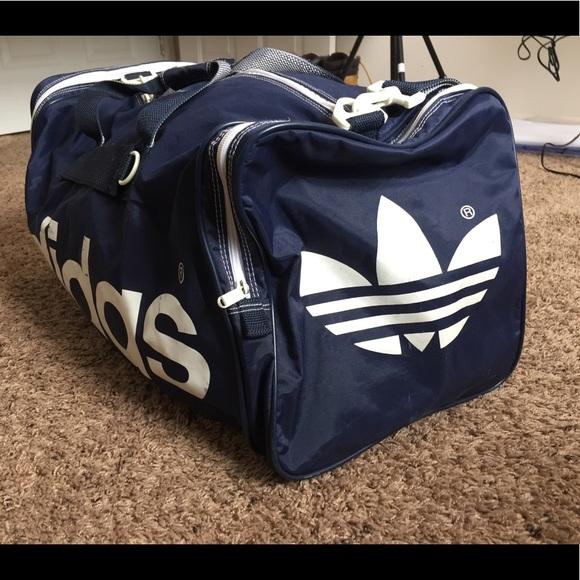 e4aea0551559 adidas Other - Adidas Originals LARGE Duffle bag